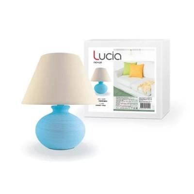 Лампа 556 Милан синий